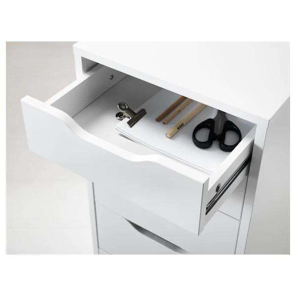 Ikea-Alex-Drawer-White