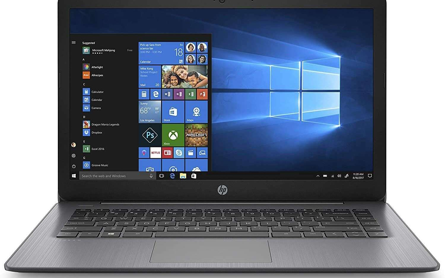 Hp Stream 14 inch - Best Laptops for middle school students 2021