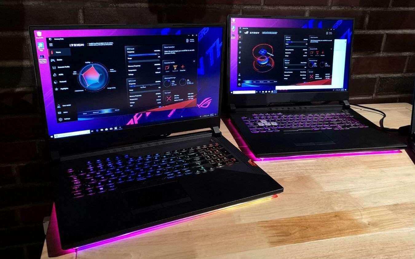 ASUS ROG Strix G - Best gaming laptops 2021