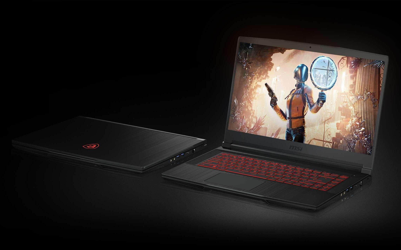 MSI GF63 Thin 9SCX-459 Best gaming laptop 2021