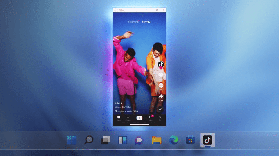 What's Inside New Windows 11